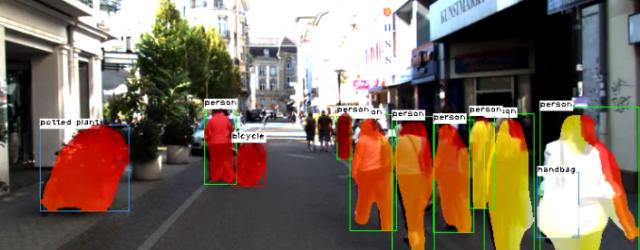 Estamos trabalhando em um novo método combinando Visão Estéreo e Reconhecimento de Objetos com Redes Neurais Convolucionais para Identificação de Ameaças/Pontos de Interesse na navegação veicular autônoma. Identificação&Segmentação de Objetos […]